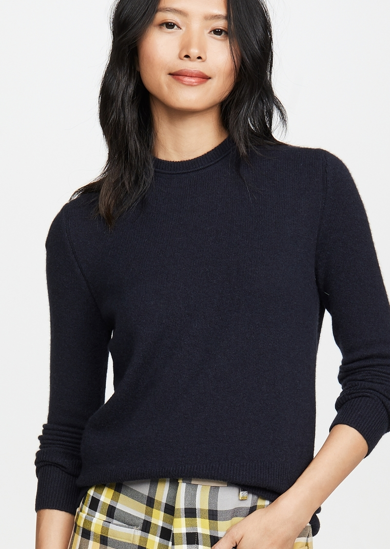 Equipment Sanni Cashmere Crew Sweater
