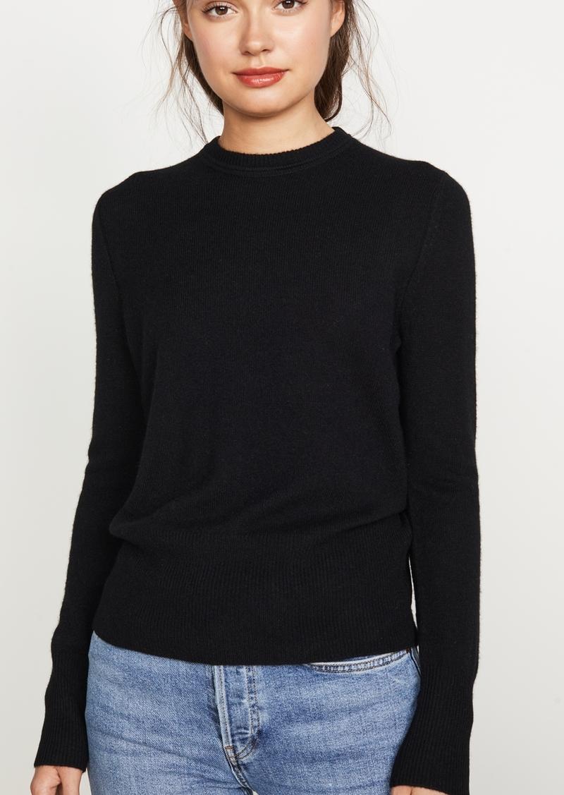Equipment Sanni Crew Cashmere Sweater