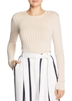 Equipment Saviny Ribbed Sweater