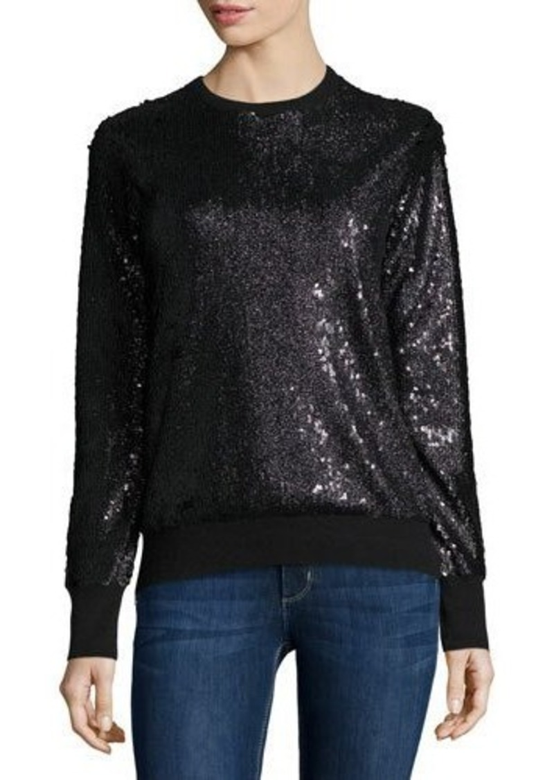 Sequin Sweatshirts