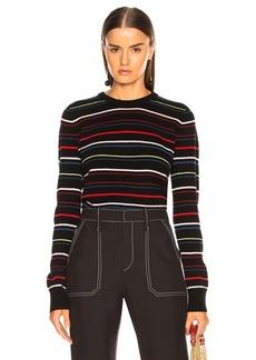 Equipment Shirley Stripe Sweater