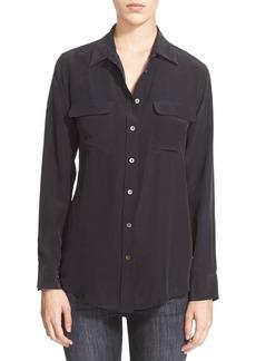 Equipment 'Slim Signature' Silk Shirt