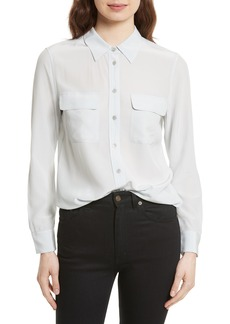 Equipment 'Slim Signature' Silk Shirt