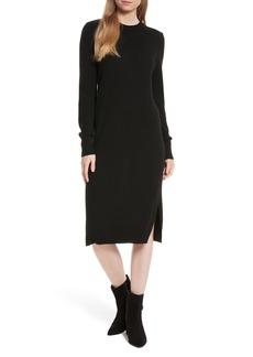 Equipment Snyder Cashmere Knit Midi Dress