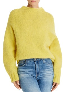 Equipment Souxanne Funnel Neck Sweater
