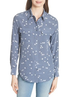 Equipment 'Starry Night' Silk Shirt