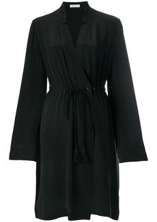 Equipment tassel belted dress - Black