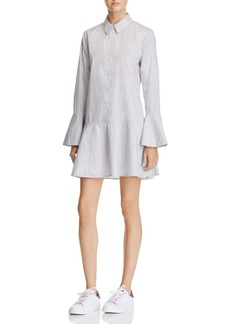 Equipment Tracey Striped Shirt Dress - 100% Exclusive