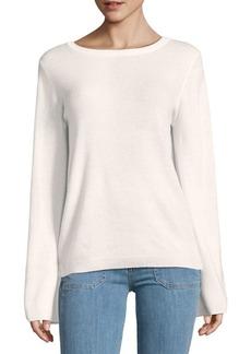 Equipment V-Back Cashmere Sweater