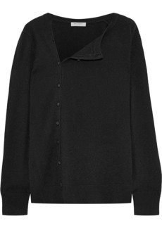 Equipment Woman Cashmere Cardigan Black