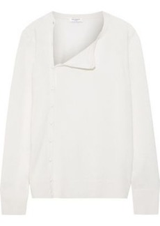 Equipment Woman Cashmere Cardigan Ivory