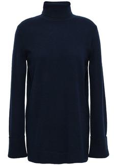 Equipment Woman Cashmere Turtleneck Sweater Midnight Blue