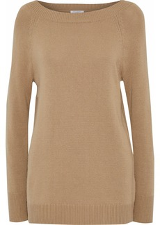 Equipment Woman Cody Wool And Cashmere-blend Sweater Tan