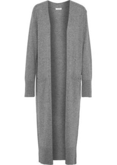 Equipment Woman Forrest Mélange Cashmere Cardigan Gray