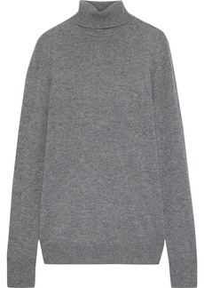 Equipment Woman Oscar Cashmere Turtleneck Sweater Gray