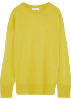 Equipment Woman Renee Cashmere Sweater Chartreuse