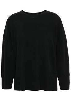 Equipment Woman Wool And Cashmere-blend Sweater Black