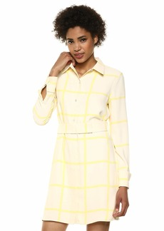 Equipment Women's Edwidge Shirt Dress Limon SOR Multi