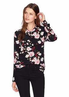 Equipment Women's Garden Party Printed Essential Blouse
