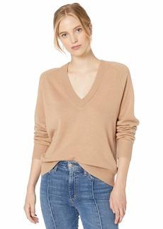 Equipment Women's Madalene V-Neck Sweater  Extra Large