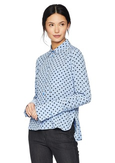 Equipment Women's Sandwashed Crepe De Chine Silk Huntley Blouse