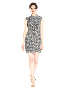 Equipment Women's Sleeveless Slim Signature Dress  XS