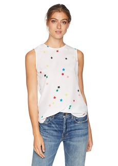 Equipment Women's Star Cascade Printed Lyle Blouse