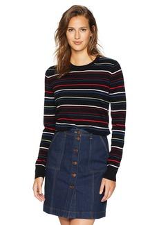 Equipment Women's Variety Stripe Cashmere Shirley Sweater