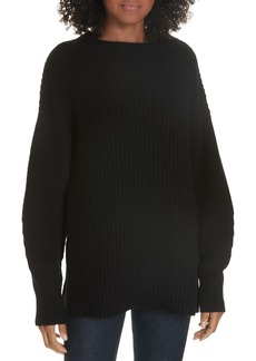 Equipment Wool Cashmere Shaker Knit Sweater