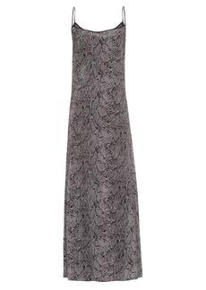 Equipment X Kate Moss Jessa maxi slip dress