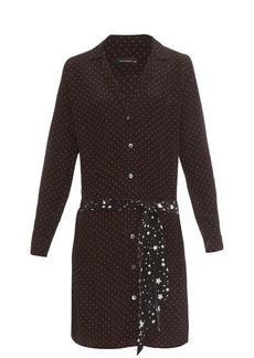 Equipment X Kate Moss Rosalind silk dress