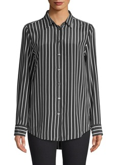 Equipment Essential Silk Button-Down Shirt