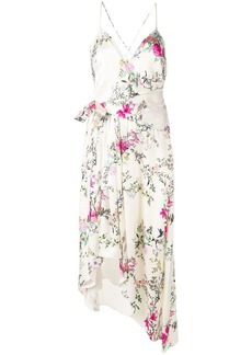 Equipment Estille floral print dress