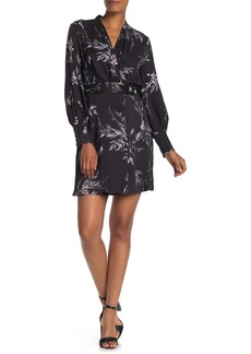Equipment Fanetta Floral Silk Blend Dress