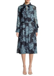 Equipment Henriette Silk Dress