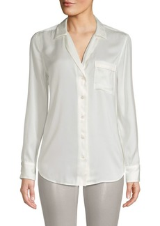 Equipment Keira Button-Front Shirt