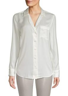Equipment Keira Button-Front Shirt