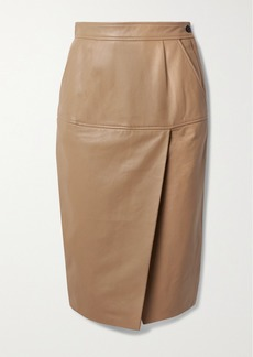 Equipment Khloelle Leather Skirt