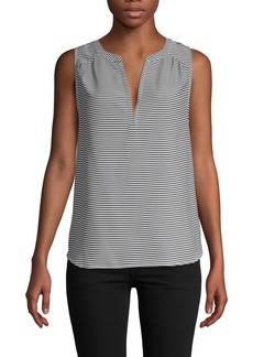 Joie Kotahi Striped Shell Top