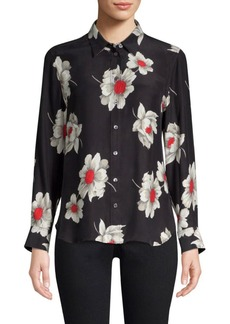 Equipment Leema Antiquity Floral Blouse