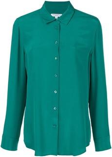 Equipment long sleeved blouse