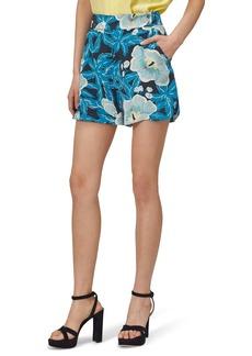 Equipment Lyra Floral Shorts