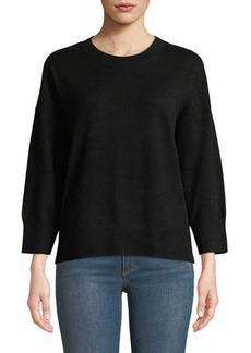 Equipment Melanie Wool-Blend Sweater