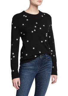 Equipment Nartelle Stars Crewneck Sweater
