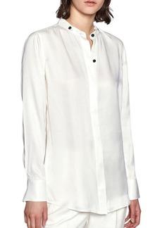 Equipment Oranne Silk-Blend Shirt