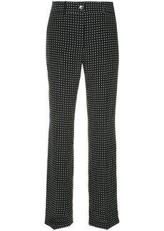 Equipment polka-dot trousers