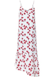 Equipment rose print dress