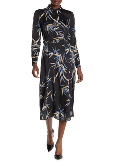 Equipment Sabenne Printed Dress