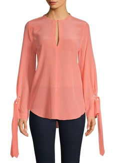 Equipment Sayer Silk Blouse