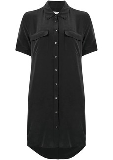 Equipment shortsleeved shirt dress